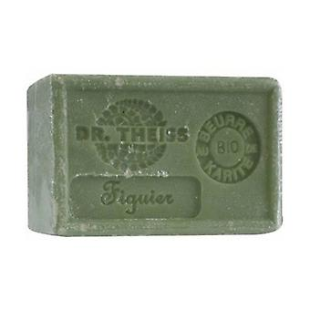 Marseille soap - fig tree + organic shea butter 1 unit
