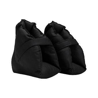 1Pair heel protectors cushion breathable ankle pad postoperative rehabilitation foot pad achilles tendon rehabilitation pad foot