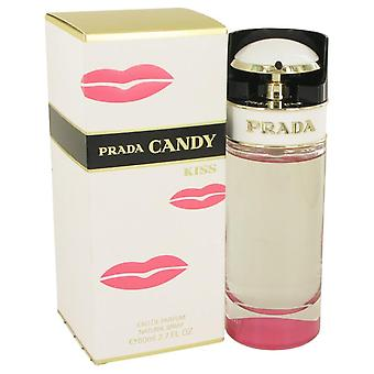 Prada Candy Kiss Eau De Parfum Spray By Prada 2.7 oz Eau De Parfum Spray