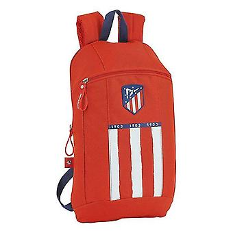 Casual backpack atlético madrid 20/21 blue white red