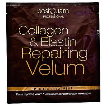 Postquam Collagen and Elastin Facial Mask Repairing Velum 25 ml