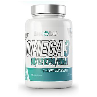 Natural Health Omega 3 Neutral Flavor 1000 mg 100 Pearls