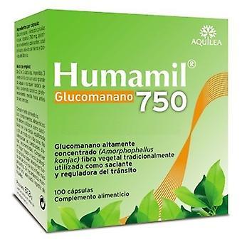 Aquilea Humamil 90 Capsules 750 Mg