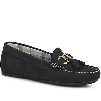 Barbour Dame Nadia Skinn Loafers