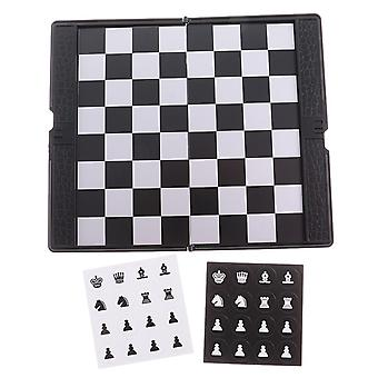 New Mini Magnetic Chess Pieces Chess Board Games