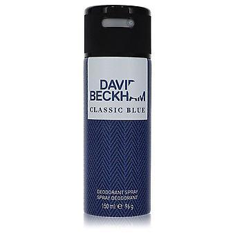 David beckham classic blue deodorant spray by david beckham 556312 150 ml deodorant spray