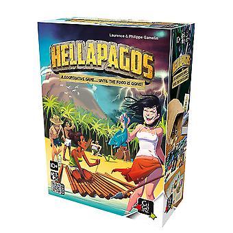 Hellapagos Board Game