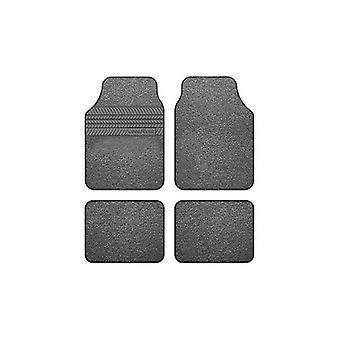 Car Floor Mat Set Goodyear GOD9018 Universal Black (4 pcs)
