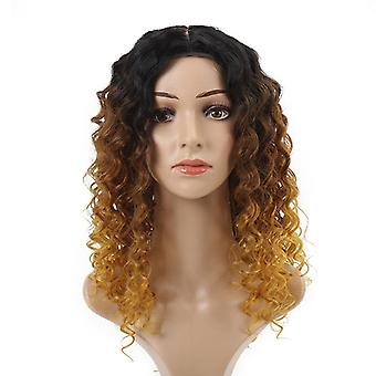 Convenient natural wigs fashion synthetic wig with european style