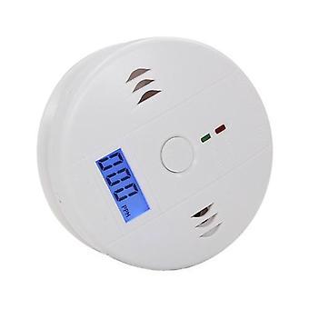Carbon Monoxide Alarm Detector Co Alarm Detector with Digital Display