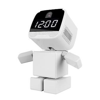 Home Sicurezza Wireless Square Block Robot WIFI Camera