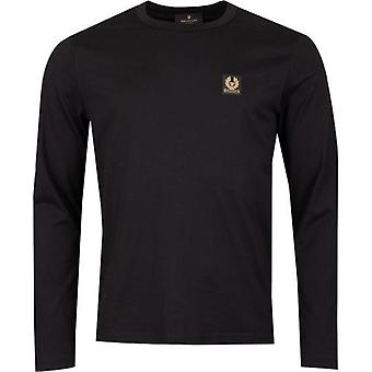 Belstaff Phoenix Long Sleeved Logo T-Shirt