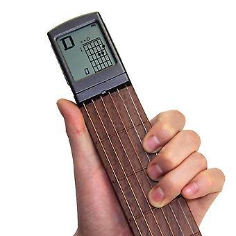 Screen Guitar Finger Trainer aloittelijalle