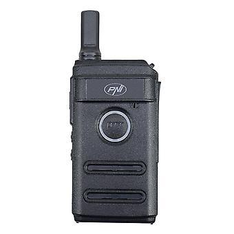 תחנת רדיו ניידת PNI PMR R10 PRO, 446 מגה-הרץ, 0.5 ואט, צג, סריקה, קודי DCS של CTCSS