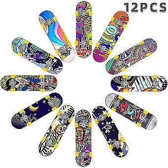 12ksfinger Skateboard Mini Desktop Sada toy