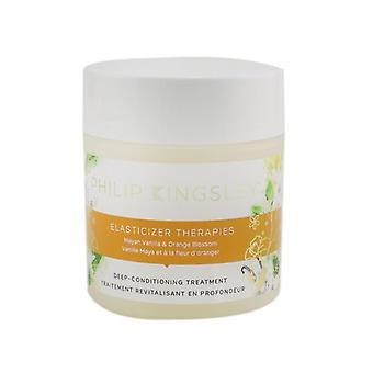 Philip Kingsley Elasticizer Therapies Mayan Vanilla & Orange Blossom Deep-Conditioning Treatment 150ml/5.07oz