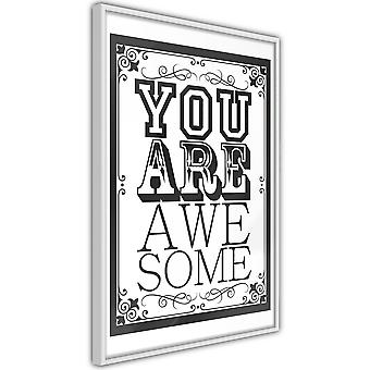 Póster - You Are Awesome [Poster]