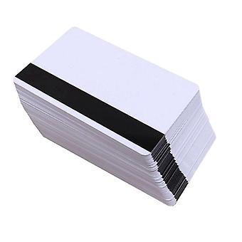 Korkean vastuksen tyhjä Pvc-magneettiraitakortti
