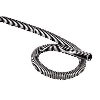 """Tub cablu Hama """"Flex"""", 25 mm, argintiu"""