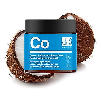 Facial Mask Cocoa & Coconut Superfood Botanicals (50 ml)