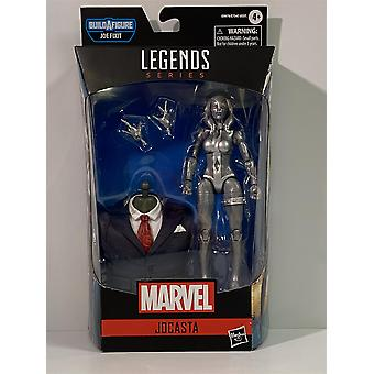 Avengers Legends Series Jocasta Hasbro E9979 Build A Figure Joe Fixit