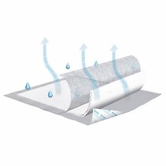 Essity Positioning Underpad InstaDri Air Securepad 30 X 36 Inch, 5 Bags