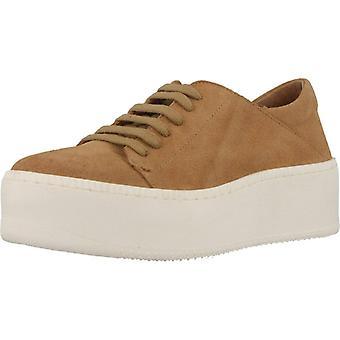 Gele sport/Vison kleur Palm schoenen