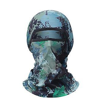 Dětská cyklistická maska Vancl, ledová hedvábná síťovina, prodyšné sporty a sporty na ochranu proti slunečnímu krému
