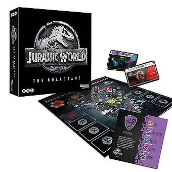 Board game Jurassic World (ES)