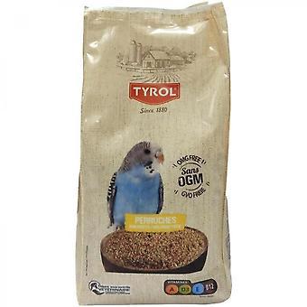 Tyrol 1880 Premium Complete Menu - For Parakeets - 1 Kg