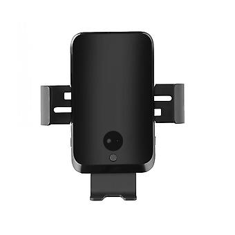 Fast Wireless Car Charger Mount - Automatic Infrared Sensor