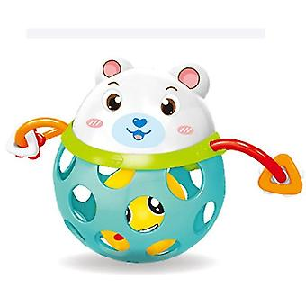Rattles baby rattles toy cars soft plastic teether early educational hand bell baby sm159110