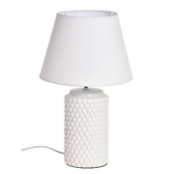 Bordslampa Vit Bubblor 46 cm