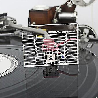 Record Player Measuring Phono Tonearm Vta / Cartridge Azimuth Ruler