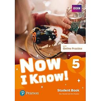Now I Know 5 Student Book� plus PEP pack (Now I Know)