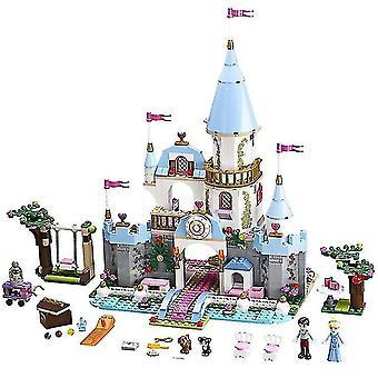 Jigsaw puzzles age 3+  360 pieces disney frozen princess elsa and anna building model blocks set for children 7