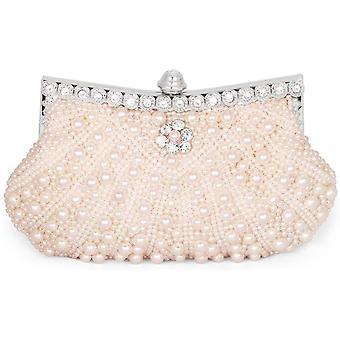 Paillettes Mode Perle Perle Sac d'embrayage Perle