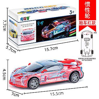Children's Toy Car Electric Universal Police Car Boy Gift Racing Car