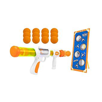 Air Powered Shooter Toy Guns Shooting Games Foam Ball Popper Guns And Shooting Targets