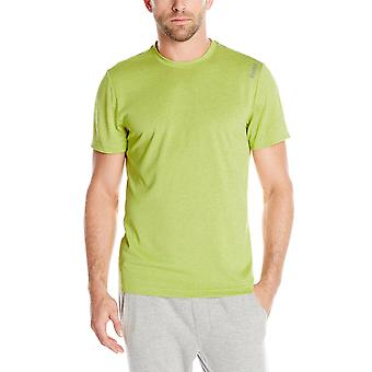 Reebok Sport Essentials Poly Tech Performance T-Shirt-Vital grün