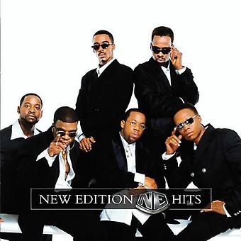New Edition - Hits [CD] USA import