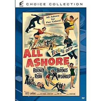 Alle Ashore [DVD] USA import