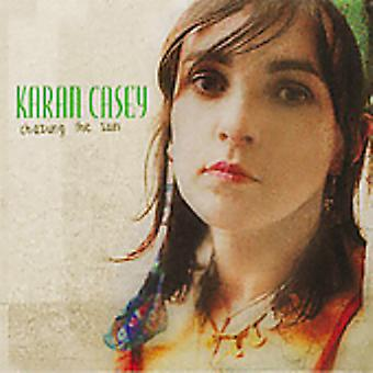 Karan Casey - chassant l'importation USA Sun [CD]