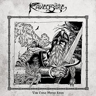 Ravensire - Ravensire-the Cycle Never Ends [Vinyl] USA import