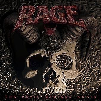 Rage - The Devil Strikes Again [CD] USA import