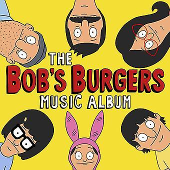 Album de musique de Bob Burgers (2 CD) - The Bobs Burgers musique Album (2 CD) [CD] USA import