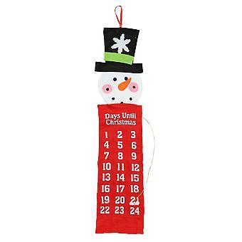 Christmas Shop Felt Advent Calendar