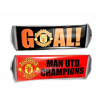 Manchester United FC Official Fanbana Football Banner