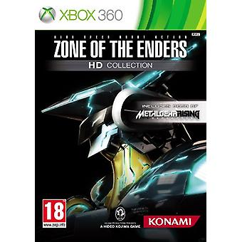 Zone of the Enders HD Collection (Xbox 360) - Nouveau