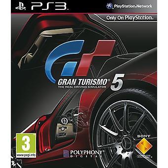 Gran Turismo 5 (PS3) - Comme nouveau